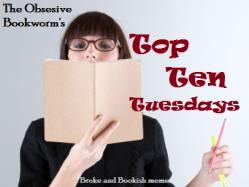 Top Ten Tuesdays